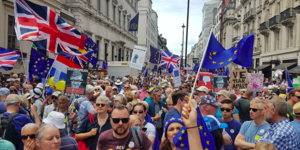 People's Vote March For Final Say On Brexit Coming To London This Month