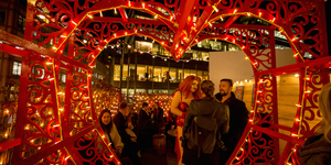 Dance The Night Away At The Moulin Rouge... On A London Rooftop