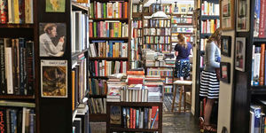 Mapped: London's Best Independent Bookshops