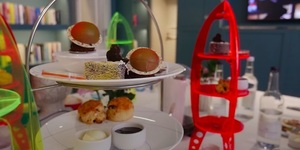 This Science-Inspired Afternoon Tea Is Straight Out Of The Big Bang Theory. Bazinga!