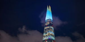 Revealed: What The Shard's Christmas Lights Will Look Like This Year