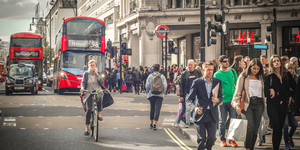 Coming To Oxford Street: Pedestrianisation Without Pedestrianisation?