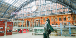 Happy 150th Birthday St Pancras Station