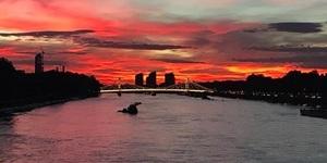 9 Stunning Photos Of Last Night's London Sunset