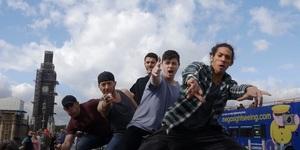 The Rock Stars Of Tap Dance Return To London