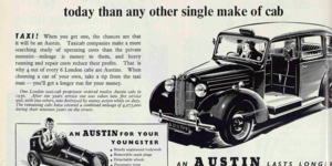 5 Things You Didn't Know About The London Cab