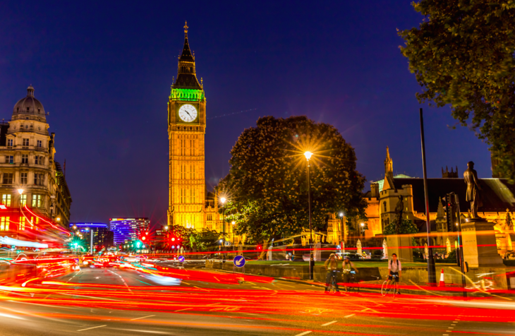 Westminster Is London's 'Most Stressed' Borough Apparently... We Wonder Why