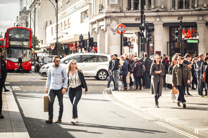 The best food and drink, eating and dining, restaurants, cafes, bars and pubs near Oxford Street and Oxford Circus