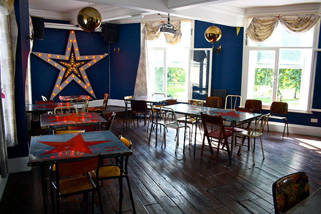 The Star by hackney Downs Function Room