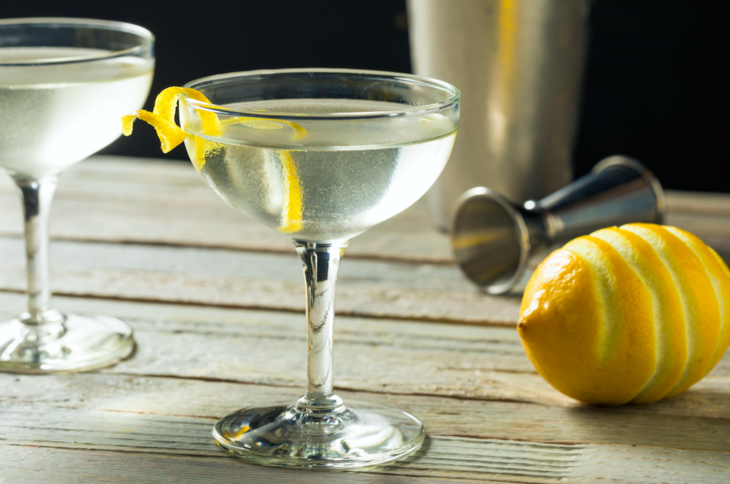 How To Make A Vesper Martini Fit For James Bond