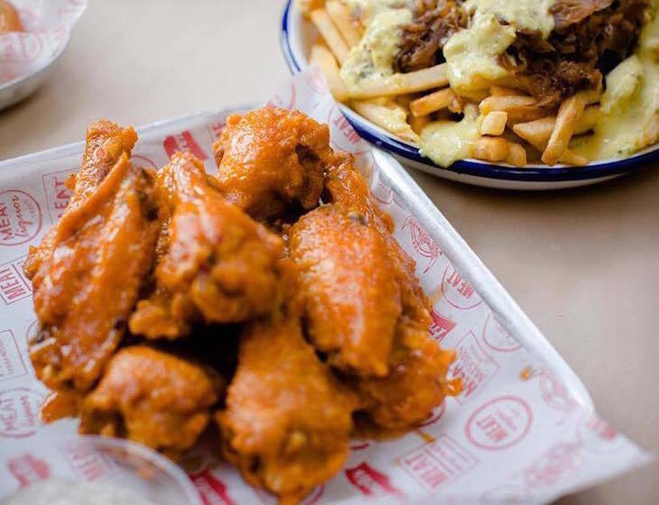 Buffalo wings and buffalo chicken in London: where to get regional American food in London