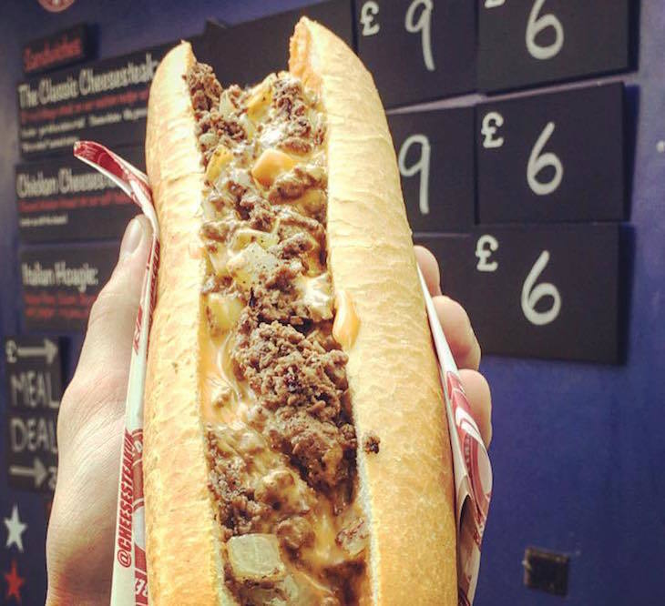 Philly cheesesteaks in London: where to get regional American food in London