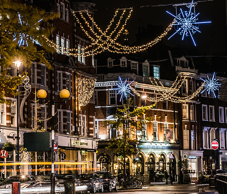 marylebone village christmas lights when are londons 2018 christmas lights switched on - London Christmas Decorations