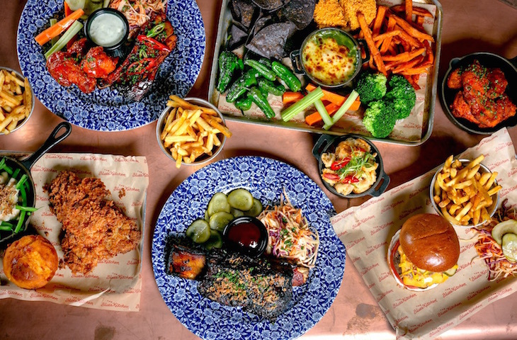 Thanksgiving feast at Blues Kitchen Shoreditch, Brixton, Camden: Thanksgiving 2018 meals, menus and events in London