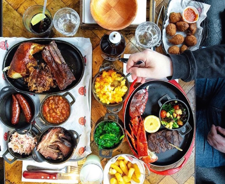 Thanksgiving at Big Easy: Thanksgiving 2018 meals, menus and events in London