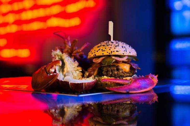Burger and Lobster: Best American food and restaurants in London