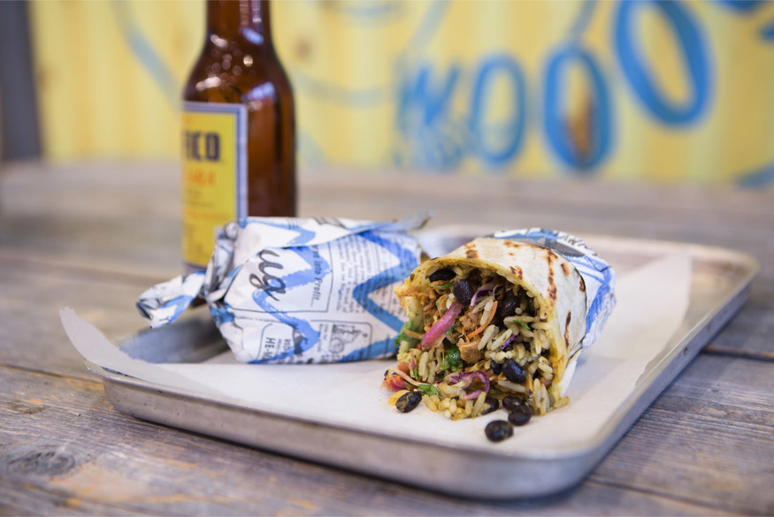 Burrito Mama: where to eat and drink near St Paul's Cathedral