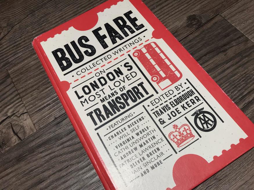 Bus Fare by Joe Kerr and Travis Elborough.