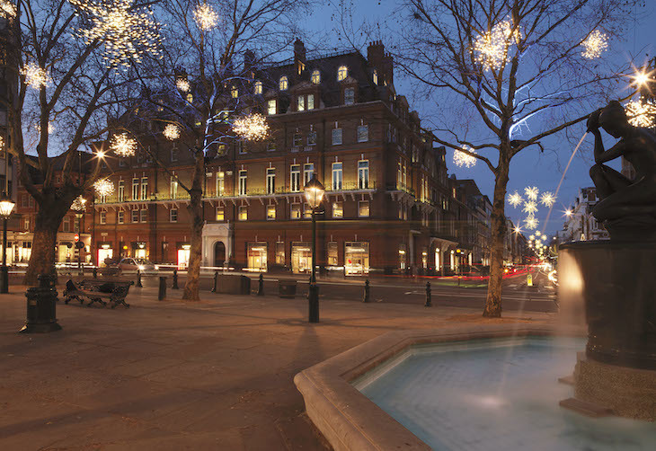 Christmas lights 2018 in Chelsea: when are London's 2018 lights switched on?