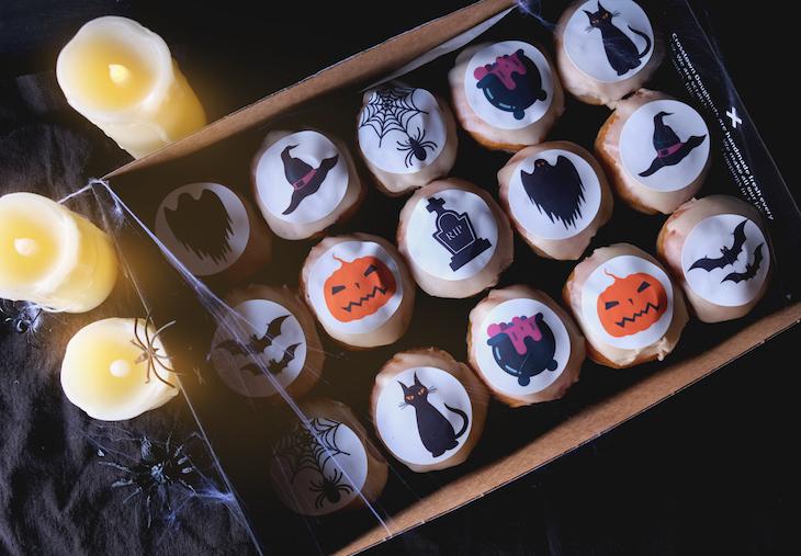 Crosstown Doughnuts Halloween 2018: best Halloween food in London