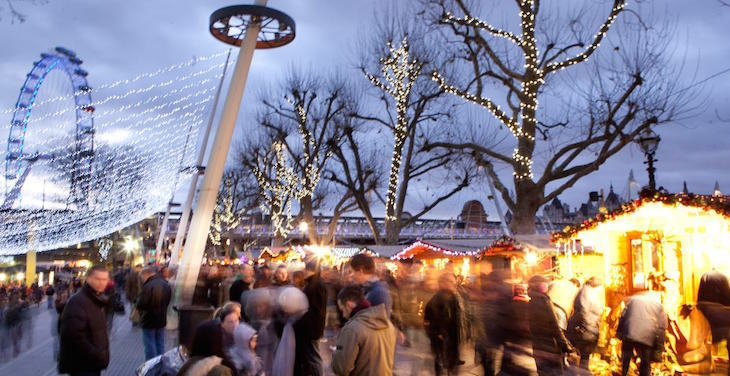 Christmas Markets And Fairs In London 2018 Londonist