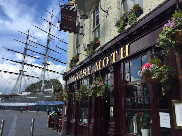 The Gipsy Moth pub, Greenwich: The best food and drink, eating and dining, restaurants, cafes, bars and pubs in Greenwich