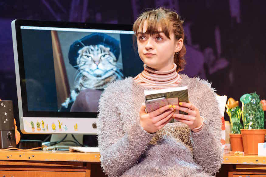 I And You At Hampstead Theatre review