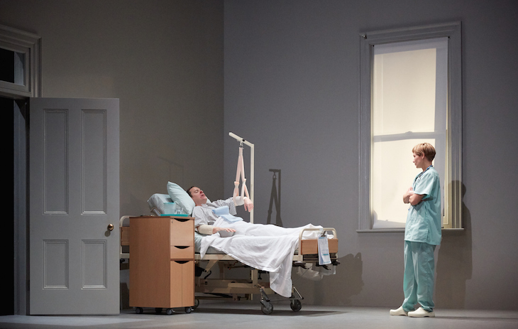 Im Not Running by David Hare at National Theatre: Theatre review