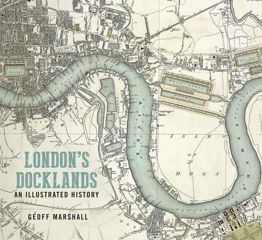 London's Docklands by Geoff Marshall.