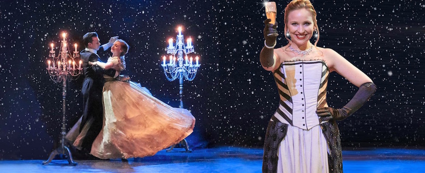 The Magic of Vienna - New Year's Eve event at Barbican, London