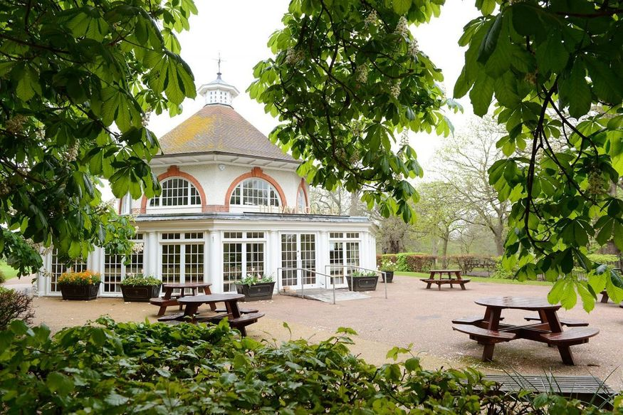 The Pavilion Cafe, Greenwich: The best food and drink, eating and dining, restaurants, cafes, bars and pubs in Greenwich