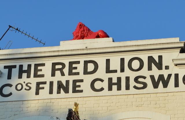 Ealing's Red Lion