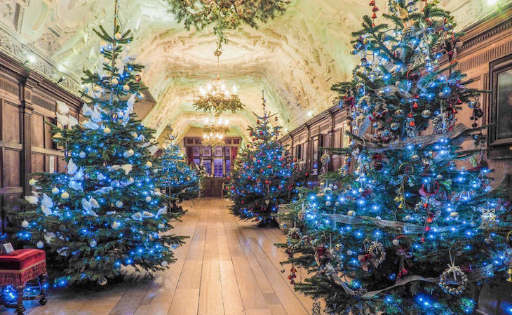 Hever Castle at Christmas: things to do in Kent at Christmas