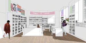 The Feminist Library Needs Help To Find A New Home