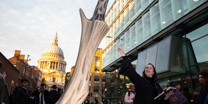 Last Chance To Catch Wizarding Wednesday At The St Paul's Harry Potter Wands