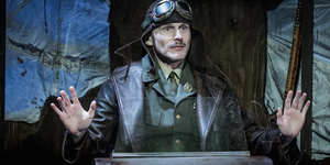 Theatre Review: Billy Bishop Goes To War At Jermyn Street Theatre