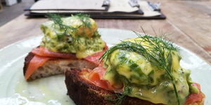 BOTTLES X Sood Family: The Spitalfields Poached Eggs You Should Know About