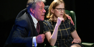 Theatre Review: Brexit - Trying To Leave The EU And Make It Funny For All