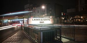 London Toilets You Can Drink In