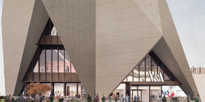 V&A Unveils Plans For New Museum In Stratford