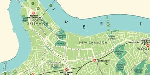 Get A Retro-Style Map Of Your London Borough