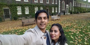Meet The People Not Leaving London