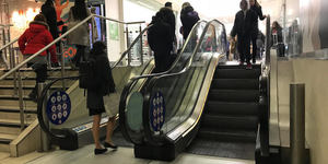 Is This London's Smallest Escalator?