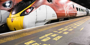 It's A Wonderful Life Script To Be Painted On Train Platforms Between London And Glasgow