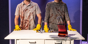 Chutney At Bunker Theatre Takes A Clever Look At The Gruesome Topic Of Pet Murderers