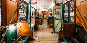 These Vintage Tube Trains Could Soon Be Restored And Running Once Again