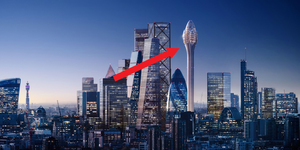 Is This New City Of London Skyscraper A Tulip Or A Fungus?