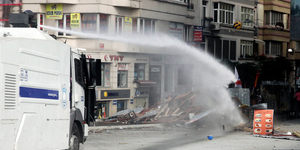 Boris Johnson's London Legacy #42: Never-Used Water Cannons