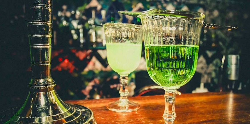 Absinthe bar opening in Camden, London