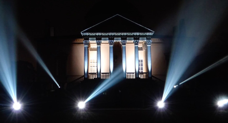 After Dark At Chiswick House A First Look At Londons New Light